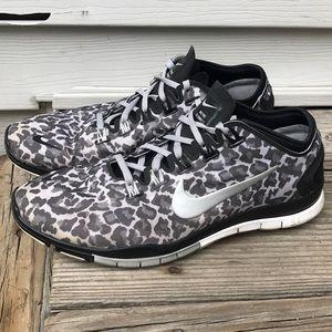 Women's Nike Free Run Leopard